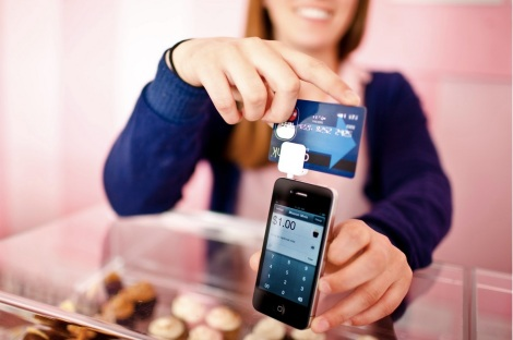 square credit card reader ซื้อสินค้า ชำระเงิน ธุรกิจขนาดย่อม SME
