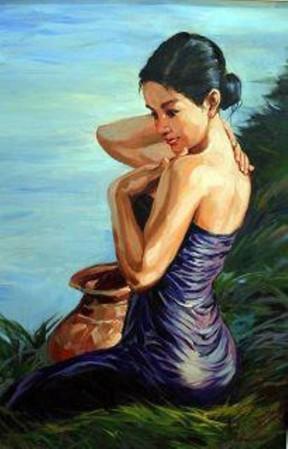 ศิลปิน แรงบันดาลใจ ศรัทธา ศานา art-artist-faith-inspiration